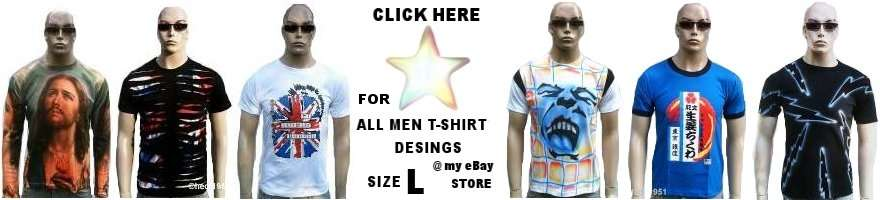 MEN'S T-SHIRT SIZE L