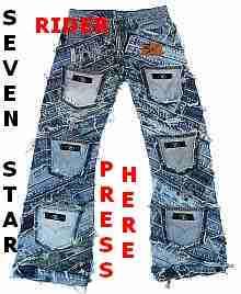 SEVEN STAR® RIDER